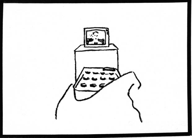 Rose Bond, Remote Control, 1992